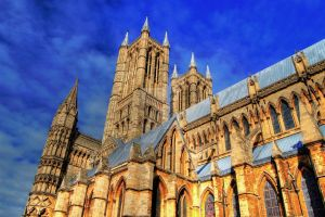 Lincoln Cathedral II by nat1874