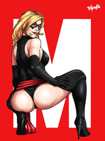 Ms Marvel by Radprofile