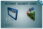Internet Security Icons by mpt1st