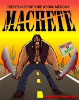Machete by chriscrazyhouse