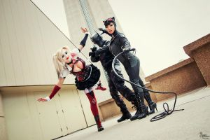 Batman III by EnchantedCupcake