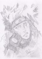 If I'm Sane, Kakashi Hatake by Remus-and-Romulus