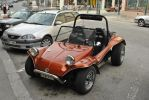 Beach VW Buggy by Orkekum