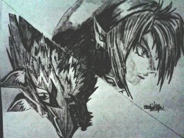 2 sides of Link by vocaloid02fan