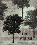 tree brush by EveBlackwoodStock