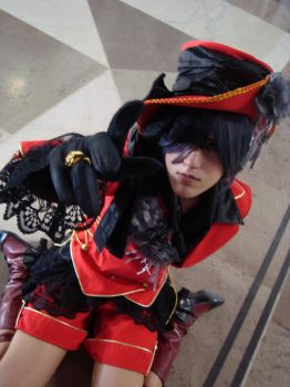 Ciel Phantomhive Cosplay .2 by CrimsonMoon-lullaby