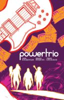 Power Trio Cover by rafaelalbuquerqueart