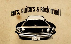 Cars,GuitarsAndRock'n'Roll by E-Pa