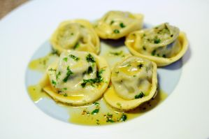 Spinach Ravioli by aperture24
