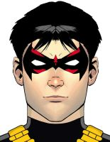 Red Robin - New 52 Version by DraganD