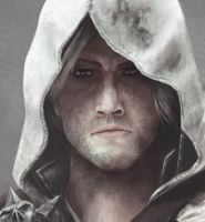 Edward Kenway by Lady-Was-Taken