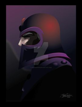 Magneto by witchking08