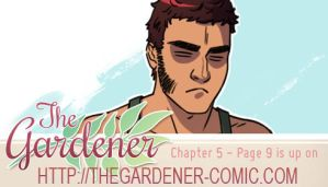 The gardener - Chapter 5 page 9 by Marc-G