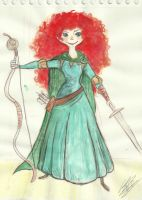 Merida by NekoWilliams