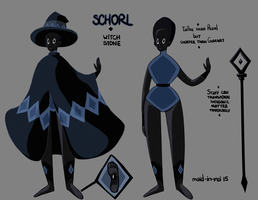 Schorl fangem hatch by housewife-daily