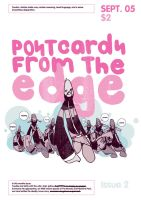 Postcard From The Edge Vol. 2 by Jawa-Tron