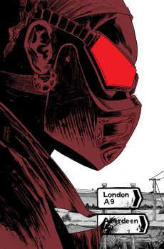 28 Days Later Issue 10 Cover by DeclanShalvey
