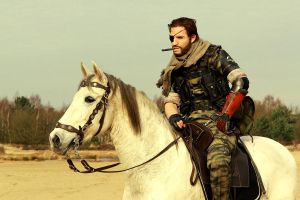 MGS V - Make the legend come back to life! by RBF-productions-NL
