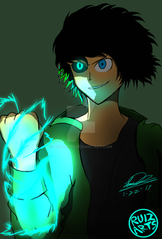 Electricity within by Ruiz-ARTS