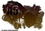 3D Photoshop Abstract Brushes by alcatraz5