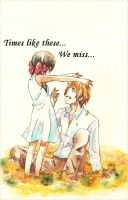 Times like these... We miss by Aoi-chan83