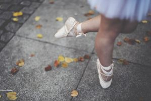 Little Ballerina by PhotoYoung