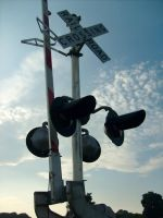 Rail Road Crossing by 611productions