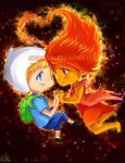 Flaming Love -edit- by oceantann