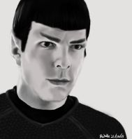 Spock by Im-Mother-Nature