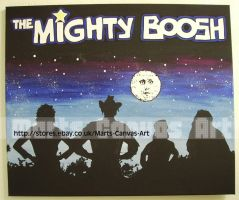 Mighty Boosh Guys sky by MartsKustomArt