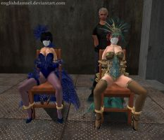 Glamourous Captives by EnglishDamsel