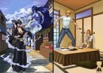 Bleach Breast Expansion by expansion-fan-comics