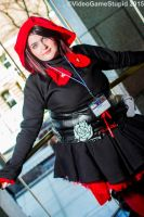Anime Boston 2015 - Ruby Rose(PS) 09 by VideoGameStupid