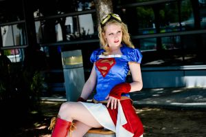 Maid of Might by spritepirate