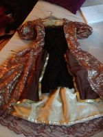 Steampunk Lolita Dress (for sale) by bubbleteaclothingco