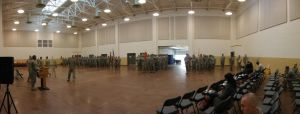 Change of Command Pano by TomRedlion