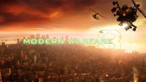 Modern Warfare 3 by Destroyer1395