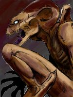 pumpkinhead by crackcat911