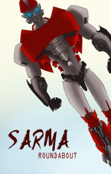 SARMA Roundabout Cover by greenapplefreak