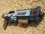 working n7 crusader shot gun by faustus70