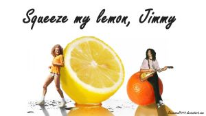 Squeeze My Lemon by Oceansoul7777