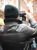 Video filming @ China Town, London. by asaluiphotography