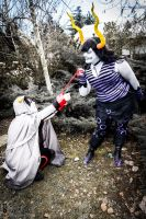 Homestuck - The Ancestors ~1~ by NekoHibaPC