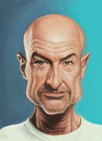 John Locke by markdraws