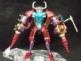Beast Wars Transmetal Scavenger by forever-at-peace