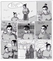 Zuko's way of lying... by PetitJedi