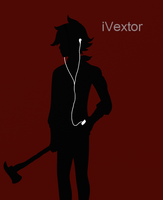 iVextor Wallpaper by ChaoticPuppetMaster