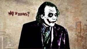Why so serious?by ~lisong24kobe by jokercrazy