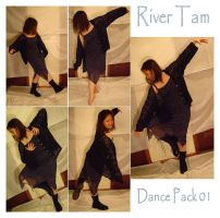 River Tam Dance Pack 01 by M3-Productions