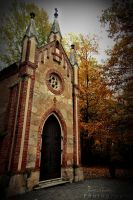Chapel of autumn by CromarK
